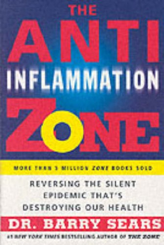 9780060778651: The Anti-Inflammation Zone