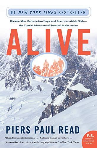 9780060778668: Alive