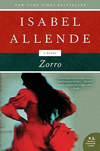 9780060779009: Zorro: A Novel