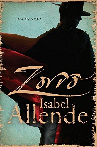 9780060779023: Zorro SPA: Una Novela (Spanish Edition)