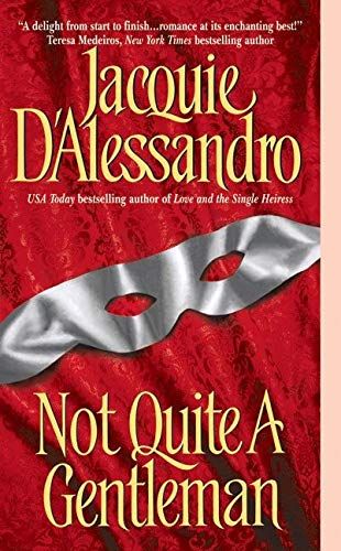 9780060779382: Not Quite A Gentleman (Avon Historical Romance)