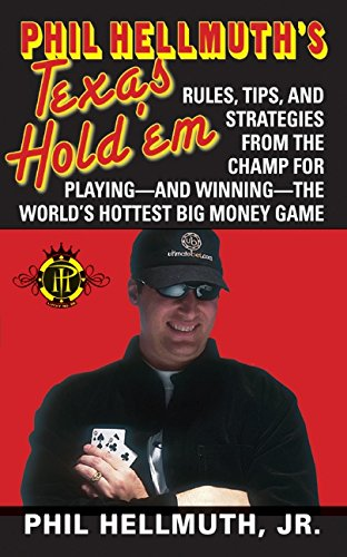 9780060780197: Phil Hellmuth's Texas Hold'em