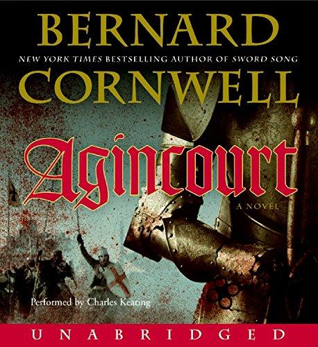 9780060780968: Agincourt Unabridged CD