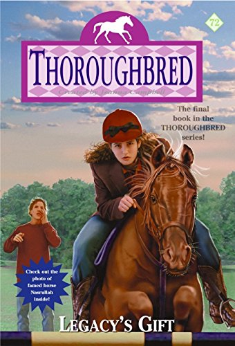 9780060781170: Legacy's Gift (Thoroughbred)