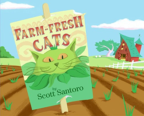 9780060781781: Farm-Fresh Cats