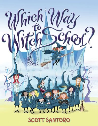 9780060781828: Which Way to Witch School?