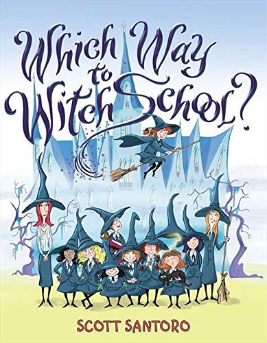 9780060781835: Which Way to Witch School?