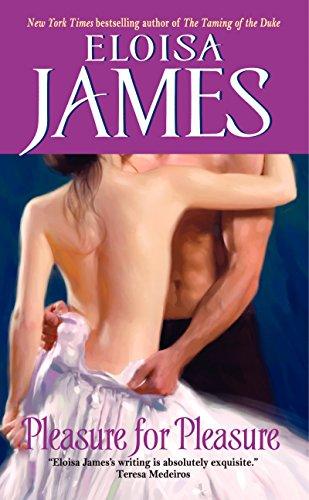9780060781927: Pleasure for Pleasure (Essex Sisters, book 4)