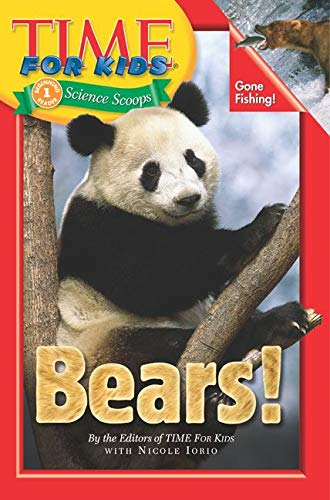 9780060781965: Time For Kids: Bears! (Time for Kids Science Scoops)