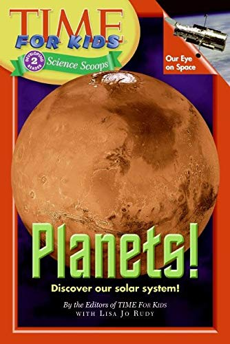 9780060782023: Planets! (Time for Kids Science Scoops)
