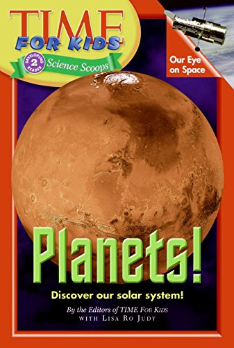 9780060782030: Time For Kids: Planets!