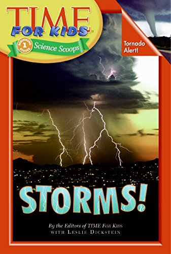 9780060782054: Storms! (Time for Kids Science Scoops)