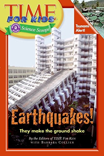 9780060782122: Time For Kids: Earthquakes!