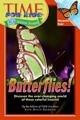 9780060782139: Time For Kids: Butterflies! (Time for Kids Science Scoops)