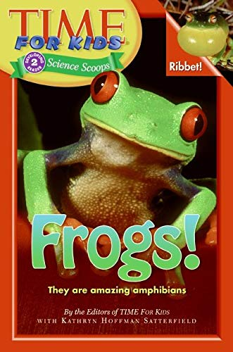 9780060782214: Time For Kids: Frogs! (Time for Kids Science Scoops)