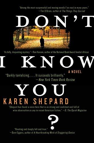 9780060782382: Don't I Know You?: A Novel