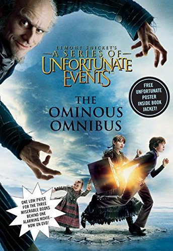 9780060782528: A Series of Unfortunate Events: The Ominous Omnibus (Books 1-3)
