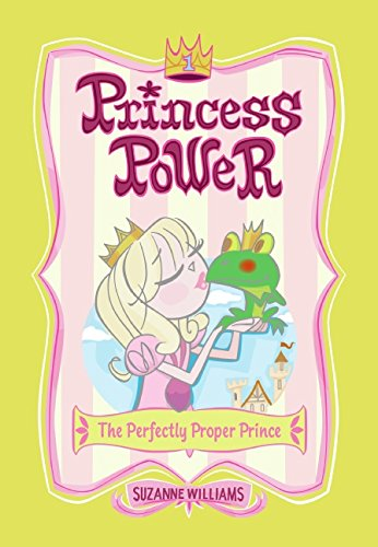 9780060782986: The Perfectly Proper Prince (Princess Power, No. 1) (Bk. 1)
