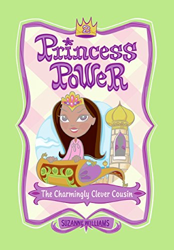 9780060783006: The Charmingly Clever Cousin (Princess Power, No. 2)