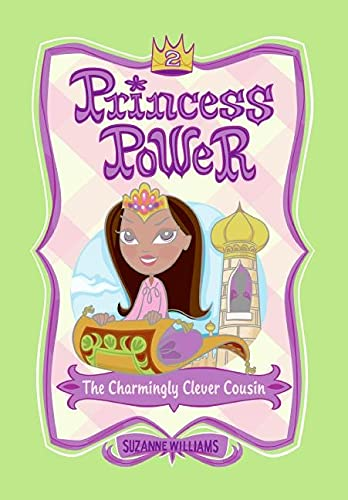 9780060783013: Princess Power #2: The Charmingly Clever Cousin