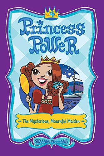 9780060783044: The Mysterious, Mournful Maiden (Princess Power, No. 4)