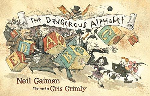 9780060783334: The Dangerous Alphabet