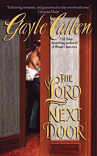 9780060784119: The Lord Next Door (Avon Romantic Treasure)