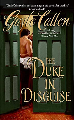 9780060784126: The Duke in Disguise (The Sisters of Willow Pond)