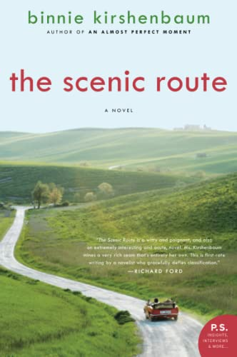 9780060784744: The Scenic Route: A Novel