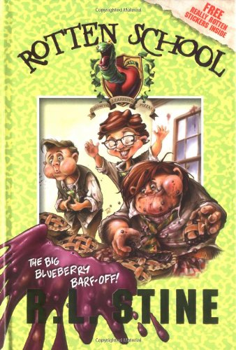 9780060785864: The Big Blueberry Barf-Off! (Rotten School #1)