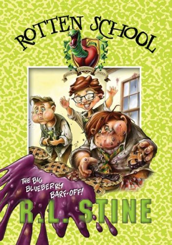 9780060785871: The Big Blueberry Barf-Off! (Rotten School #1)