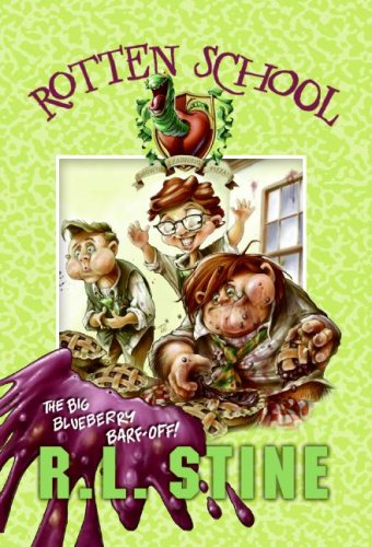 9780060785888: The Big Blueberry Barf-Off! (Rotten School #1)