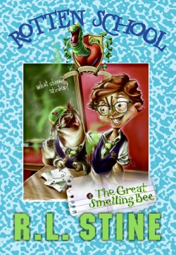 9780060785918: The Great Smelling Bee (Rotten School)