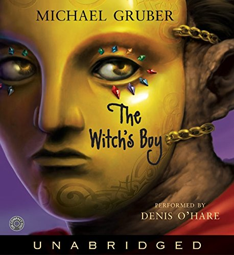 9780060785963: The Witch's Boy CD: The Witch's Boy CD