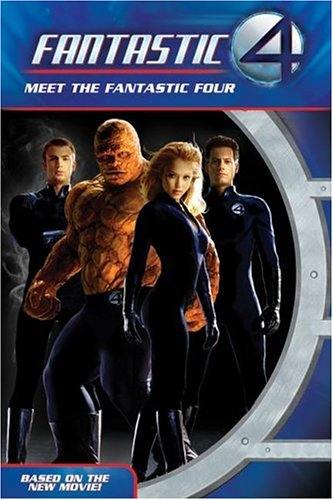 9780060786113: Fantastic Four: Meet the Fantastic Four (Fantastic 4)