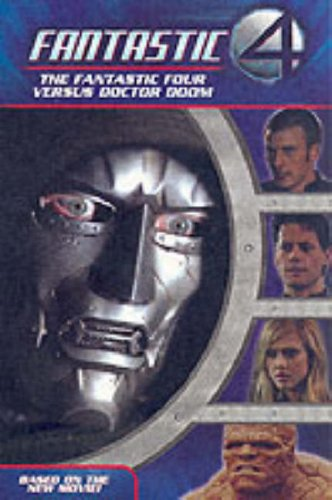 9780060786120: Fantastic Four: The Fantastic Four versus Doctor Doom (Fantastic 4 Festival Readers)