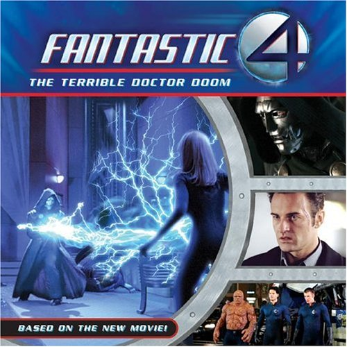 9780060786182: Fantastic Four: The Terrible Doctor Doom