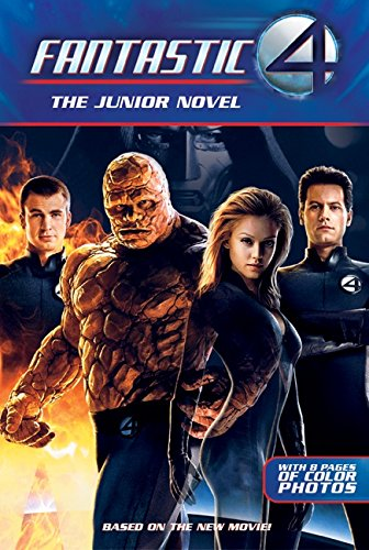 9780060786199: The Fantastic Four: The Junior Novel