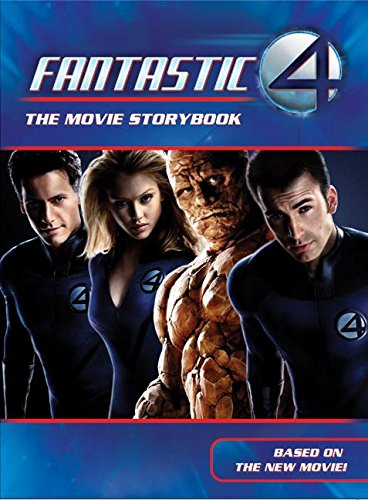 9780060786298: Fantastic 4: The Movie Storybook