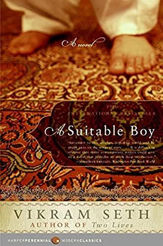 9780060786526: A Suitable Boy: A Novel (Modern Classics)