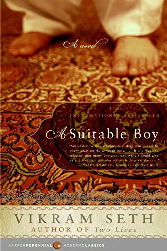 9780060786526: A Suitable Boy (Modern Classics)