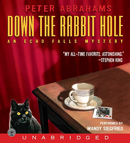 9780060786649: Down the Rabbit Hole CD (Echo Falls Mysteries)