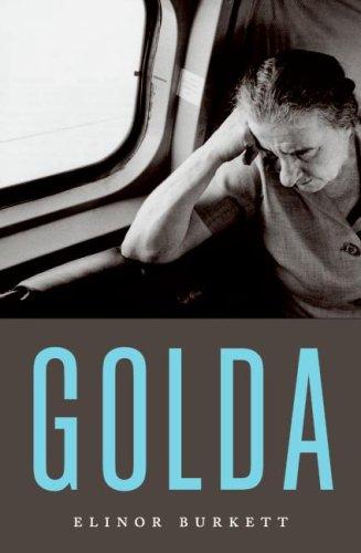 9780060786656: Golda