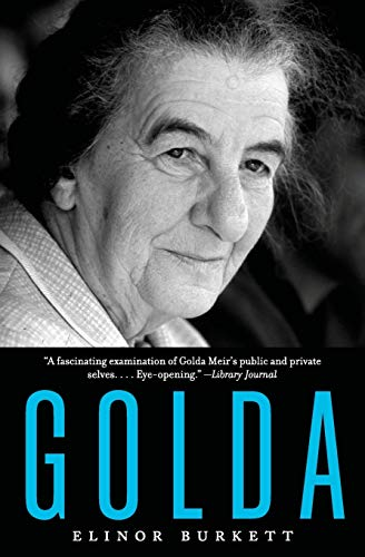 9780060786663: Golda