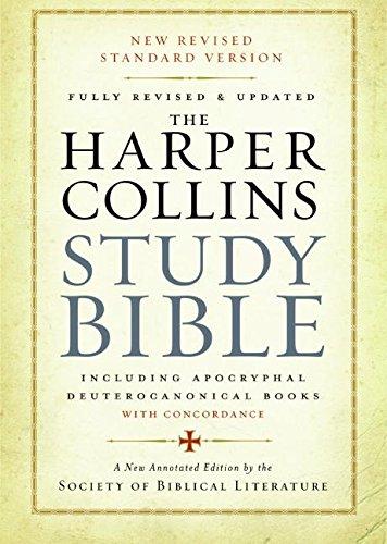9780060786854: Study Bible