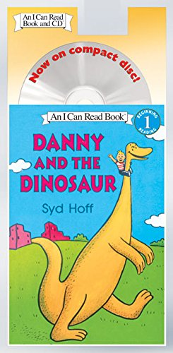 9780060786878: Danny and the Dinosaur Book and CD (I Can Read Level 1)