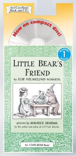 9780060786892: Little Bear's Friend [With CD] (I Can Read! - Level 1 (Quality))