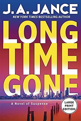 9780060787202: Long Time Gone: A Novel of Suspense
