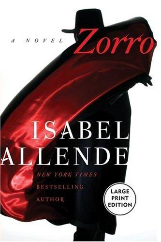 9780060787219: Zorro LP: A Novel