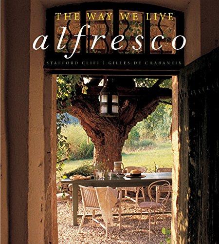 9780060787806: The Way We Live: Alfresco